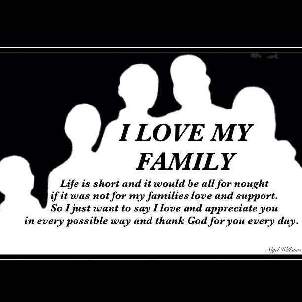 The Fortitude of Family Love